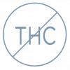 No THC Icon- Tikva products contain less than .3% THC